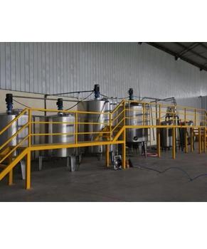 炭化气化炉环保设备:复合微生物菌肥生产线