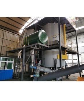 炭化气化炉环保设备:秸秆环保热解炭化气化装置